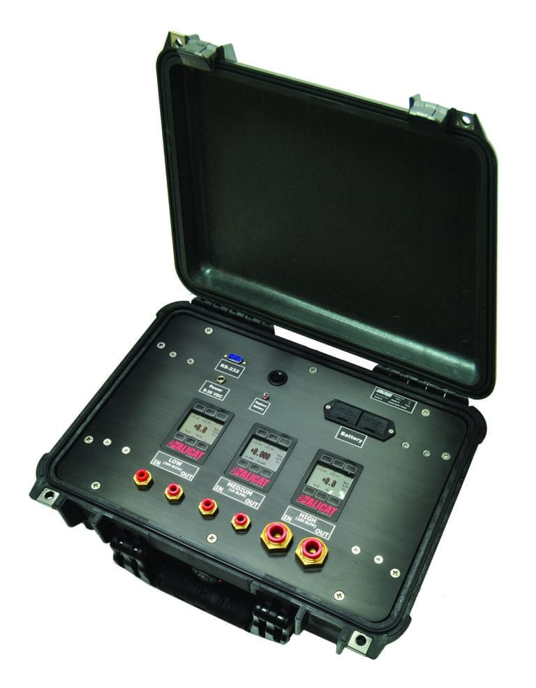Alicat PCU portable calibration unit