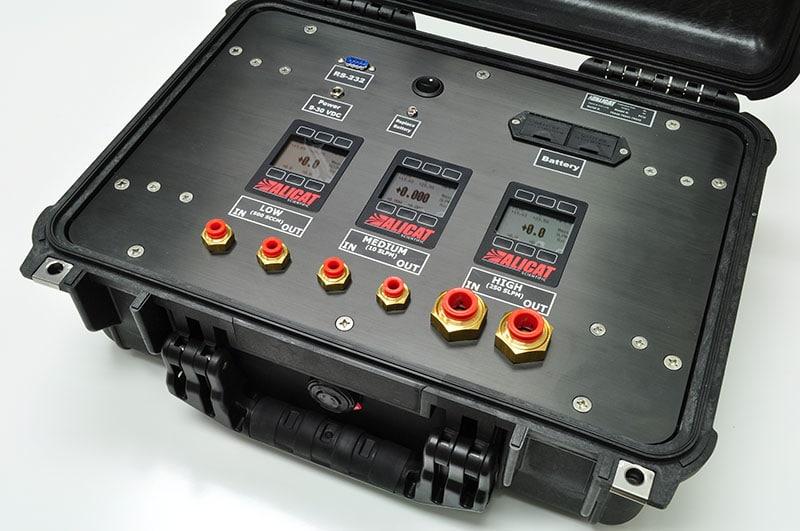 Alicat PCU portable calibration unit