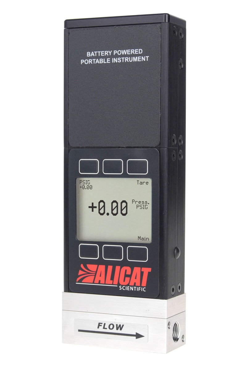 Alicat portable pressure transducer